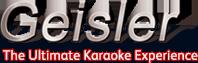 Geisler Karaoke Logo